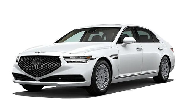 Genesis G90 5.0L Ultimate 2021 Price in South Korea