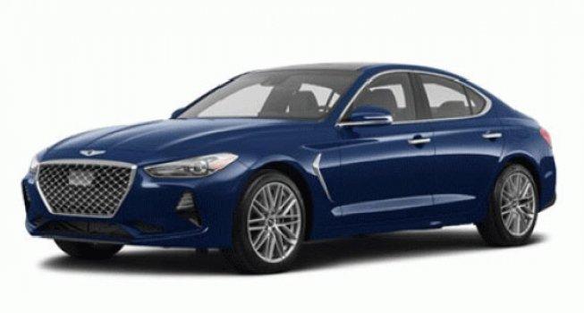 Genesis G70 2.0T AWD 2020 Price in South Korea