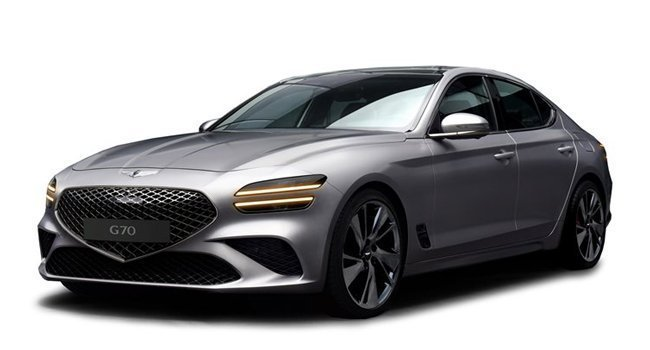 Genesis G70 Launch Edition 2022 Price in South Korea