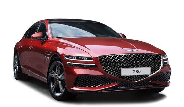 Genesis G80 3.5T Sport 2022 Price in Indonesia