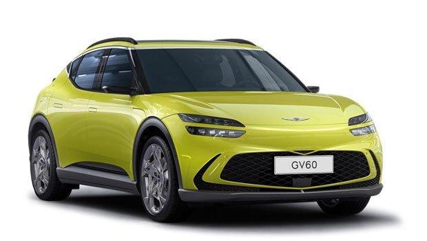 Genesis GV60 2023 Price in Italy