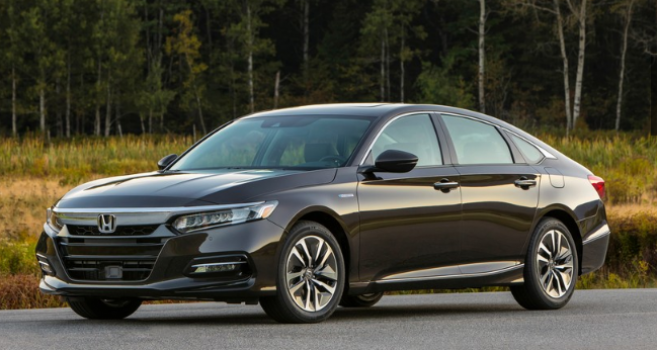 Honda Accord Hybrid 2019 Price in Qatar