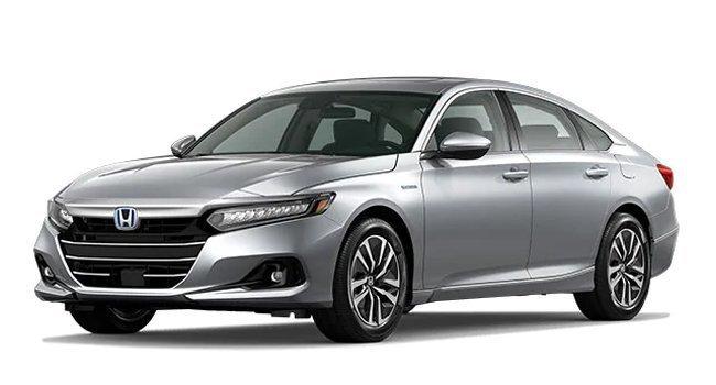 Honda Accord Hybrid EX-L 2022 Price in Canada