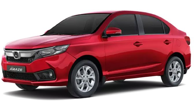 Honda Amaze VX P CVT Ace Edition 2019 Price in Nepal
