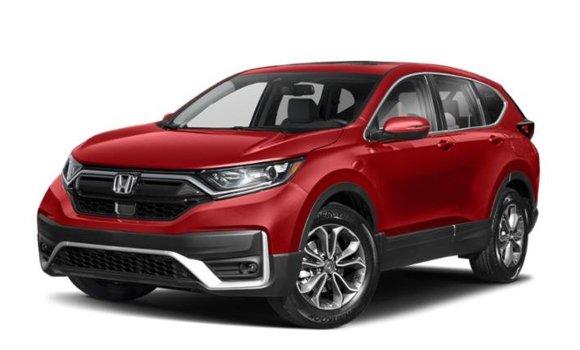 Honda CR-V EX-L AWD 2021 Price in Norway