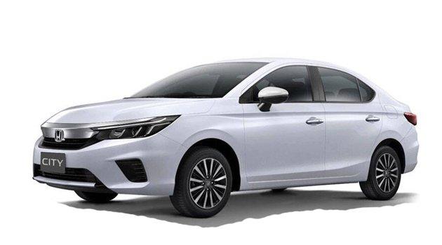 Honda City 2021 Price in Indonesia