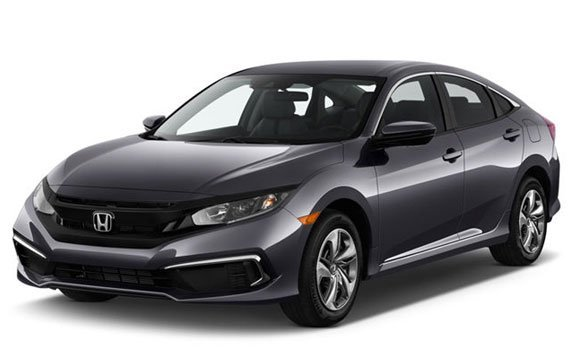 Honda Civic Touring CVT 2020 Price in Japan