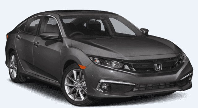 Honda Civic EX CVT 2020 Price in Europe