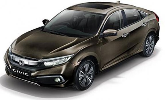 Honda Civic VX CVT Petrol 2019  Price in Australia