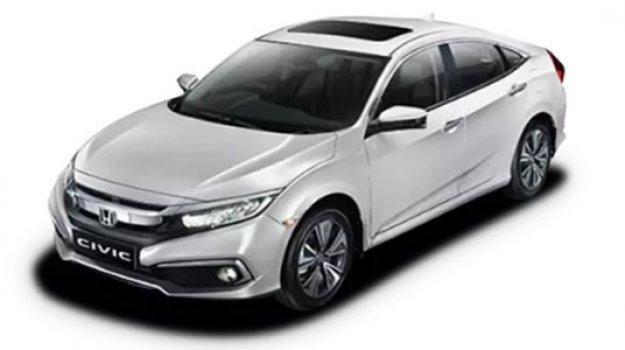 Honda Civic ZX CVT Petrol 2019 Price in Macedonia