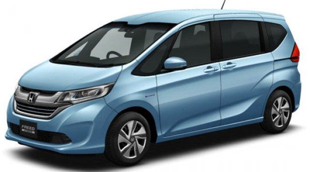 Honda Freed Hybrid B 2020 Price In Hong Kong , Features ...