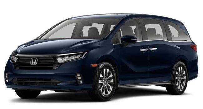Honda Odyssey EX-L 2021 Price in Kenya