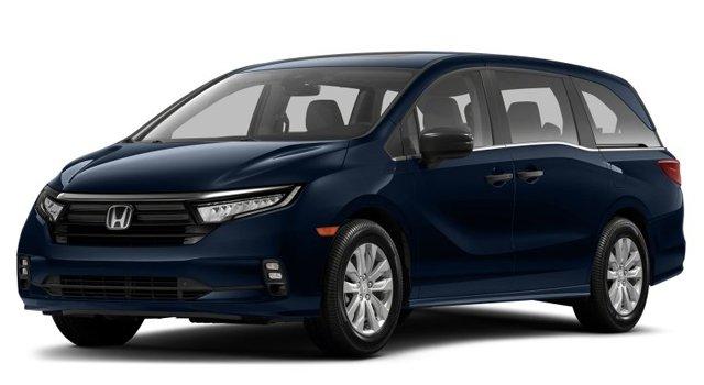 Honda Odyssey LX 2021 Price in Spain