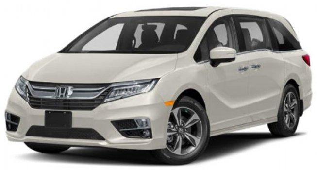 Honda Odyssey Touring Auto 2020 Price in India