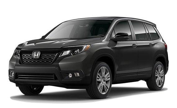 Honda Passport EX-L 2020 Price in Japan