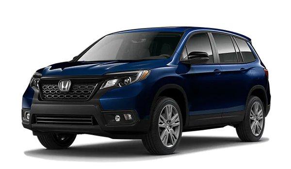 Honda Passport EX-L 2021 Price in Japan