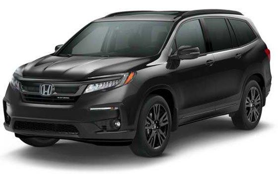 Honda Pilot Black Edition 2020 Price in Indonesia