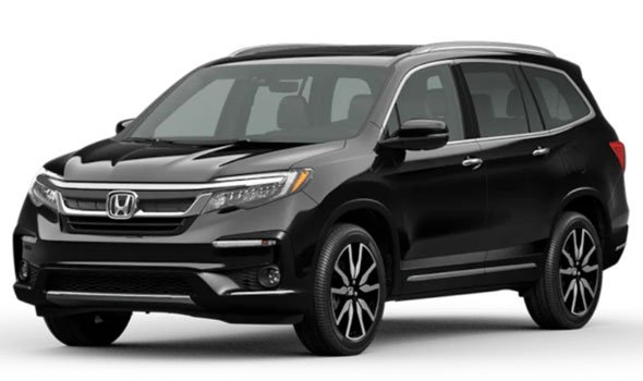 Honda Pilot Black Edition 2021 Price in Japan