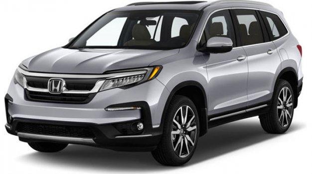 Honda Pilot EX 2WD 2019 Price in Macedonia