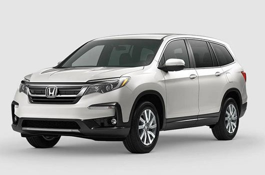 honda pilot ex 2wd 2021 price in kenya , features and