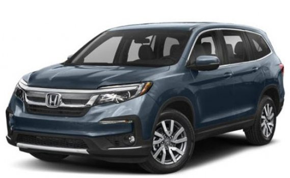 Honda Pilot EX AWD 2020 Price in Macedonia