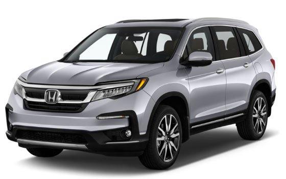 Honda Pilot EX AWD 2021 Price in Japan