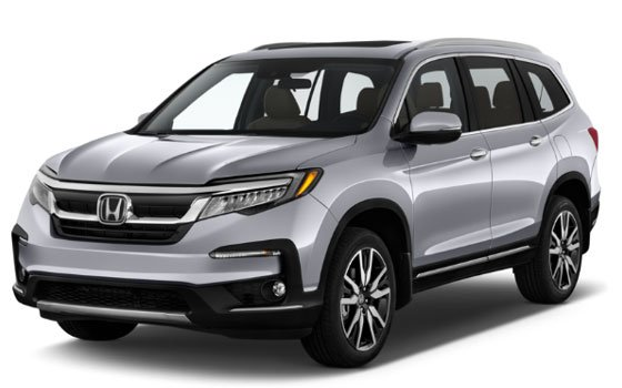Honda Pilot EX-L AWD 2021 Price in Japan