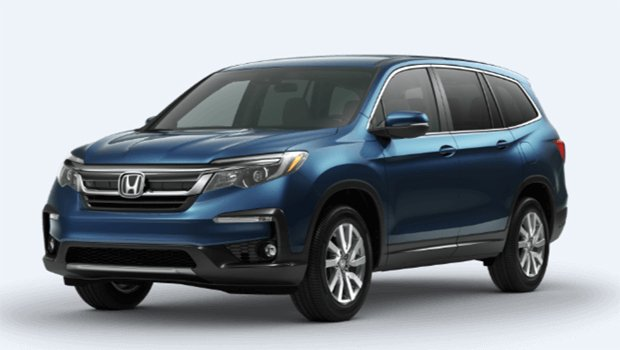 Honda Pilot Elite 2021 Price in India