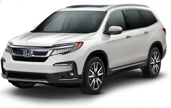 Honda Pilot Elite AWD 2020 Price in France