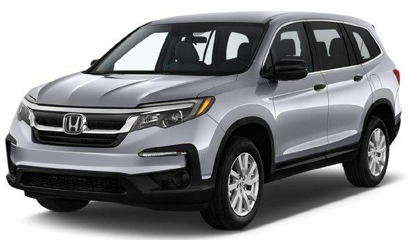 Honda Pilot LX 2WD 2020 Price in Macedonia