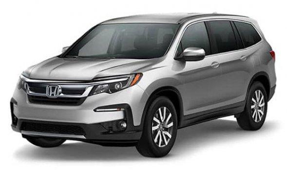 Honda Pilot LX 2WD 2021 Price in Kuwait