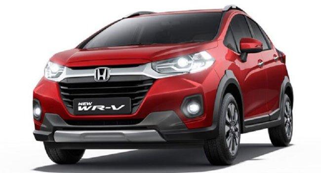 Honda WR V SV 2020 Price in Canada