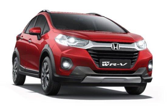 Honda WR V SV D 2020 Price in Bahrain