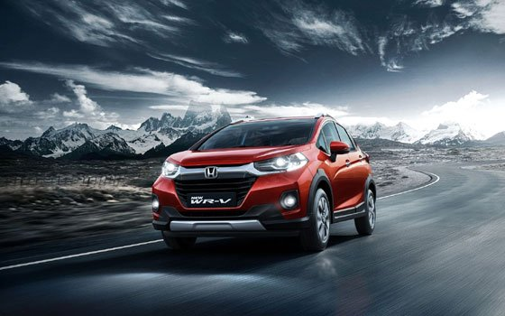 Honda WR V VX D 2020 Price in Turkey