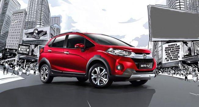 Honda WR-V i-DTEC S 2019 Price in Vietnam