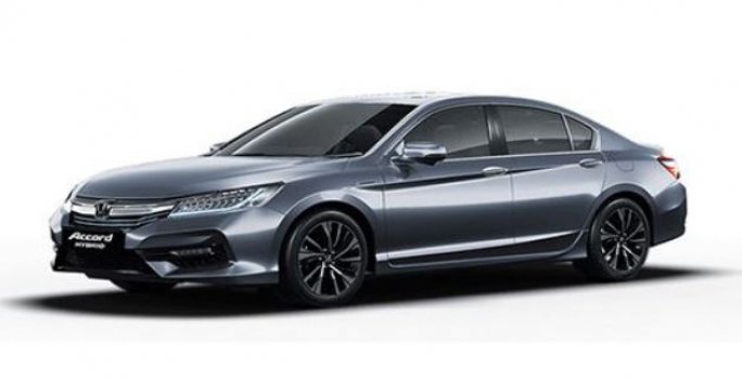 Honda Accord Hybrid 2.5G Price in Norway