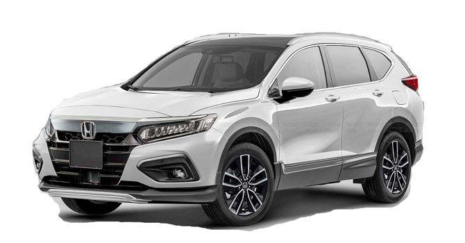Honda CR-V EX 2022 Price in Indonesia