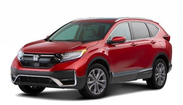 Honda CR-V Hybrid EX-L 2022 Price in Egypt