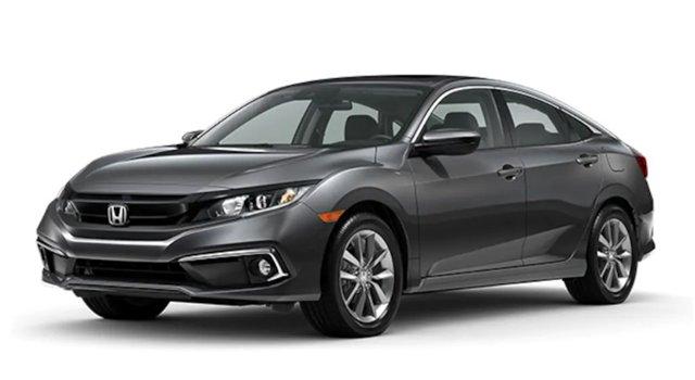 Honda Civic EX 2021 Price in India