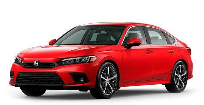 Honda Civic LX CVT 2022 Price in Canada