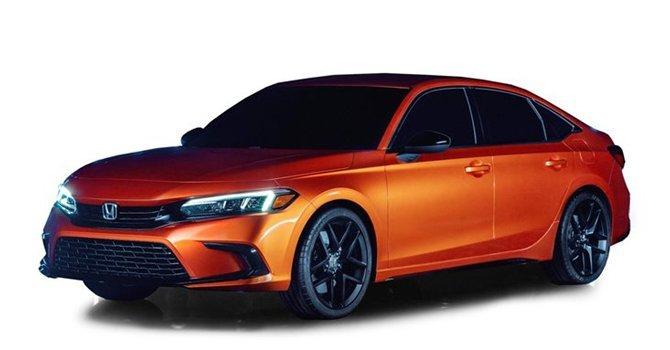 Honda Civic LX Sedan 2022 Price in India