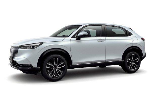 Honda HR-V LX 2022 Price in Canada