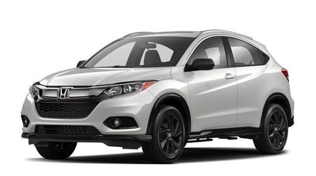 Honda HR-V Sport 2021 Price in Indonesia