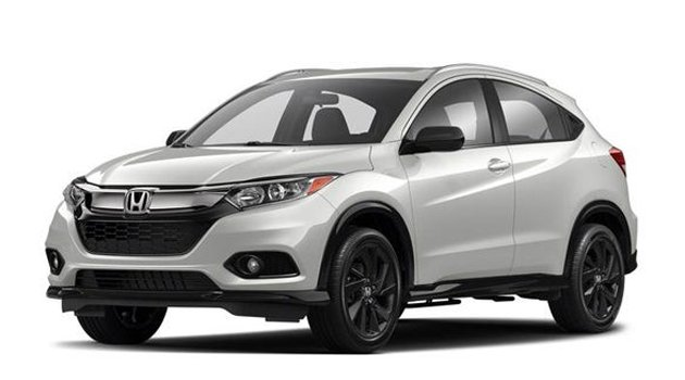 Honda HR-V Sport AWD 2021 Price in Japan