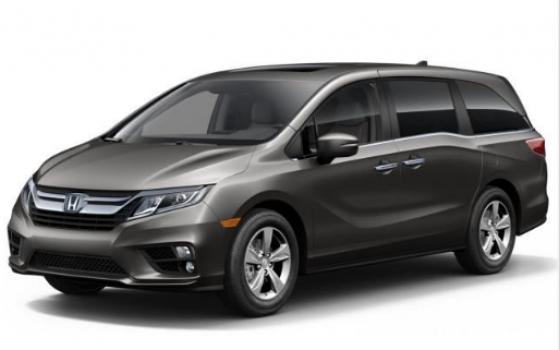 Honda Odyssey EX L Navi 2019 Price in Netherlands