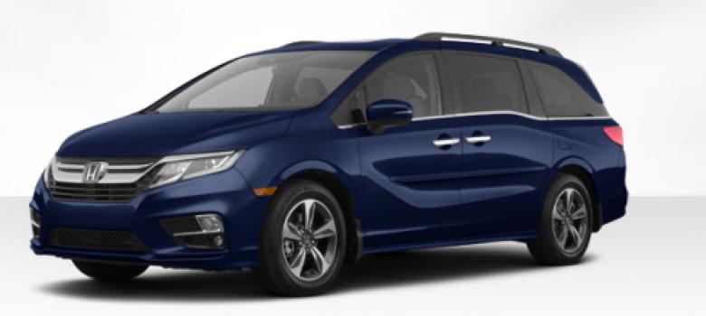 Honda Odyssey EX L RES 2019 Price in Russia