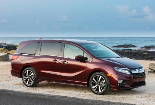 Honda Odyssey EX 2019 Price in Macedonia
