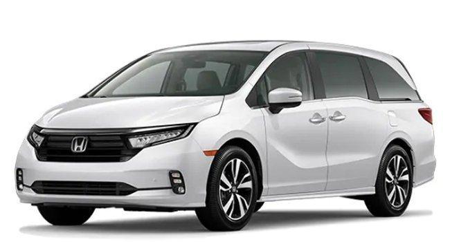 Honda Odyssey EX 2021 Price in Netherlands