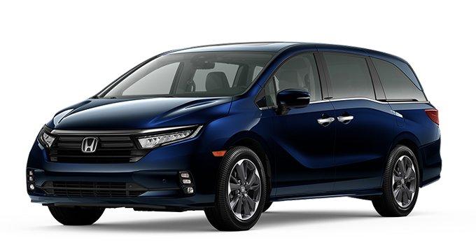 Honda Odyssey Elite 2022 Price in Macedonia