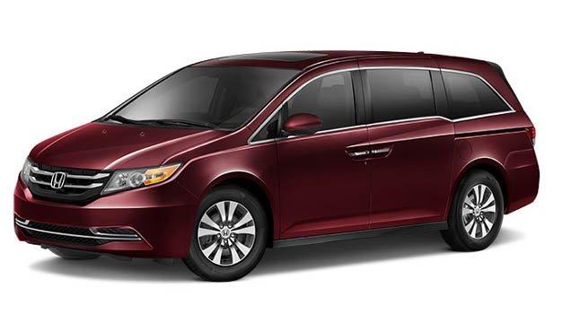 Honda Odyssey LX 2015 Price in Egypt